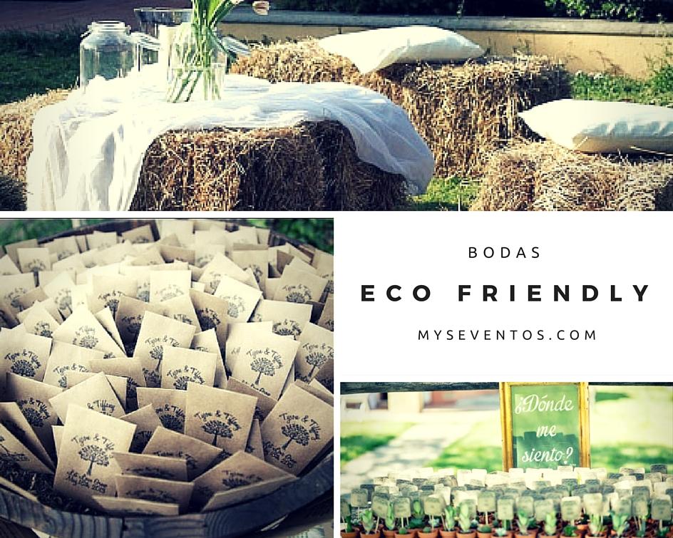 Boda Eco Friendly