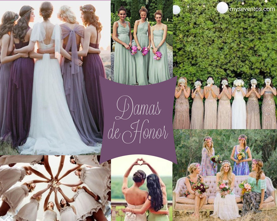 damas-de-honor