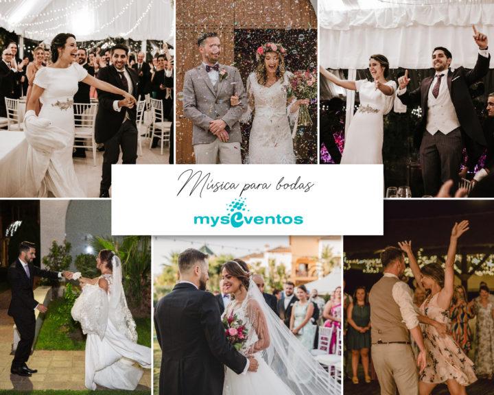 Música para bodas: canciones para acompañar los momentos más especiales