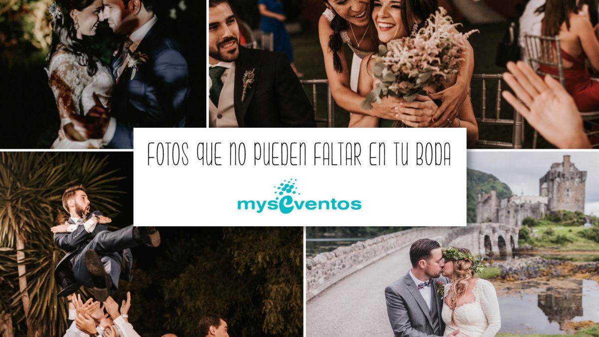 Fotografía de boda: qué instantáneas no pueden faltar el gran día según los profesionales