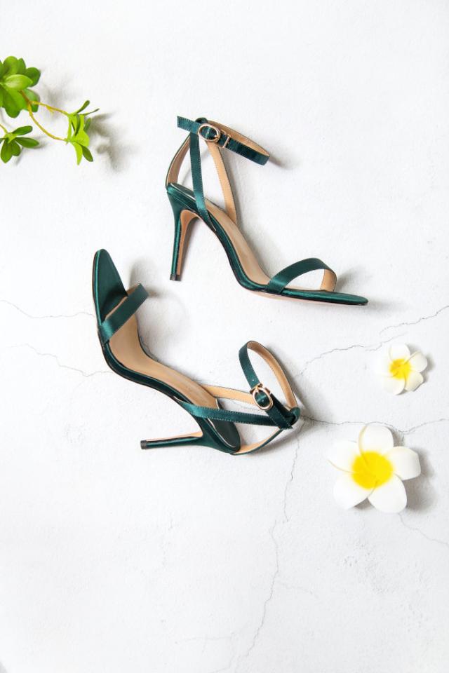 Tipos de zapatos para novias